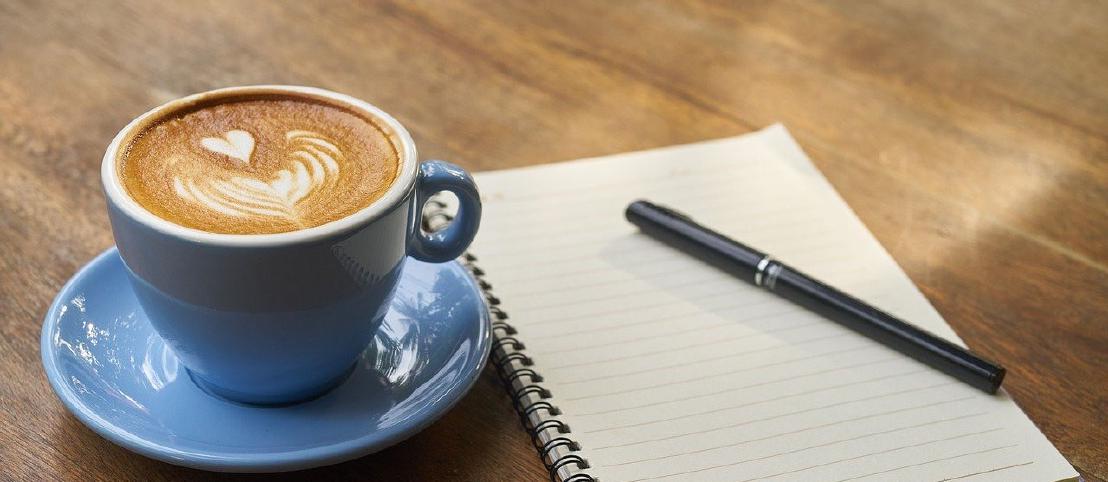 Einen Kaffee spendieren